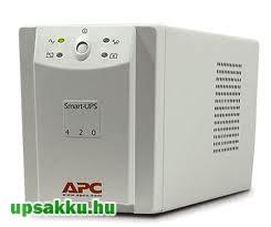 APC Smart-UPS SU420I/SUVS420I szünetmentes tápegység