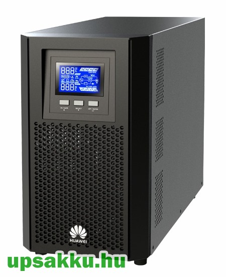 Huawei UPS2000A álló 2000VA belső akkus On-line szünetmentes tápegység (UPS2000-A-2KTTS)