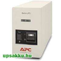 APC Back-UPS BK500I/BK500MI szünetmentes tápegység