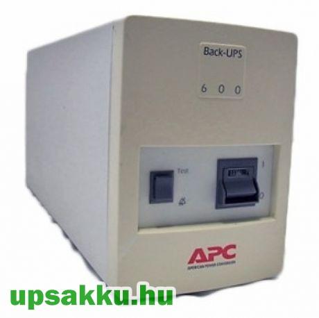 APC Back-UPS BK600I szünetmentes tápegység