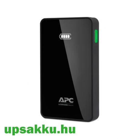 APC M5BK-EC Power Pack, Power Bank 5000mAh fekete