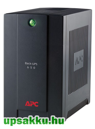 APC Back-UPS BX650CI szünetmentes tápegység