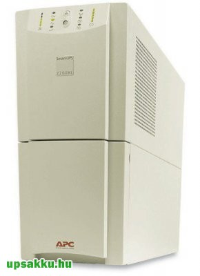 APC Smart-UPS SU2200XLI bővíthető szünetmentes tápegység