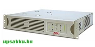 APC Smart-UPS SU1000RMI2U rackes szünetmentes tápegység