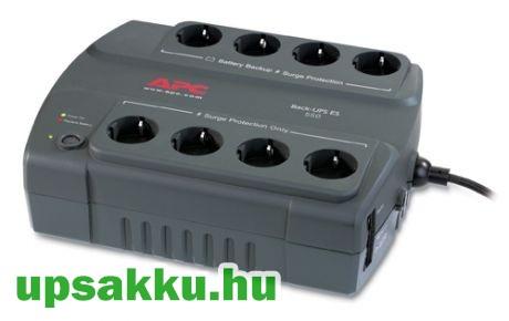 APC Back-UPS BE550-GR szünetmentes tápegység