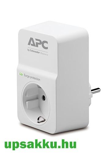 APC PM1W-GR 1-es túlfeszültség-védő