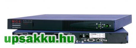 MGE Pulsar Evolution 1500 1U szünetmentes tápegység