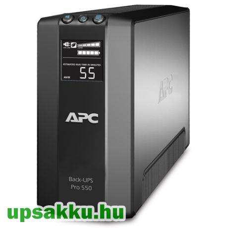 APC Back-UPS BR550GI szünetmentes tápegység