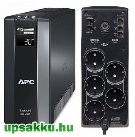 APC Back-UPS BR900G-GR szünetmentes tápegység