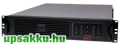 APC Smart-UPS SUA3000RMI2U rackes szünetmentes tápegység