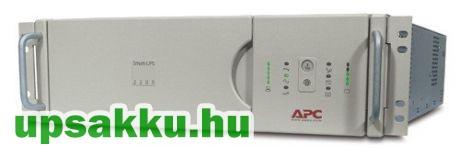 APC Smart-UPS SU2200RMI3U rackes szünetmentes tápegység