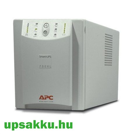 APC Smart-UPS SU700XLI bővíthető szünetmentes tápegység