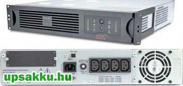 APC Smart-UPS SUA1000RMI2U rackes szünetmentes tápegység