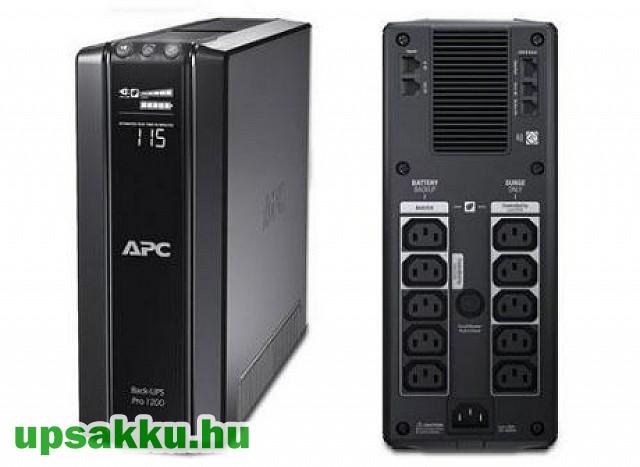 APC Back-UPS BR1200GI szünetmentes tápegység