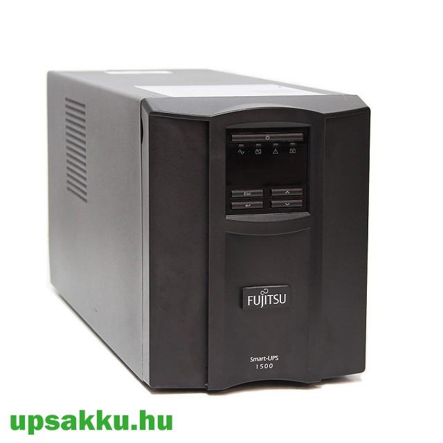 APC Smart-UPS SMT1500I LCD szünetmentes tápegység (Fujitsu FJT1500I)