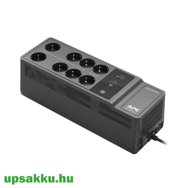 APC Back-UPS BE850G2-GR szünetmentes tápegység