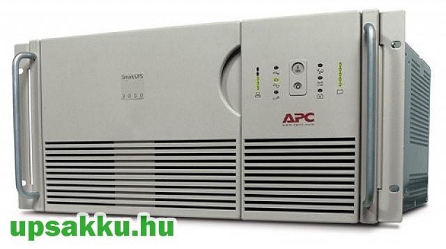 APC Smart-UPS SU3000RMINET (5U) rackes szünetmentes tápegység