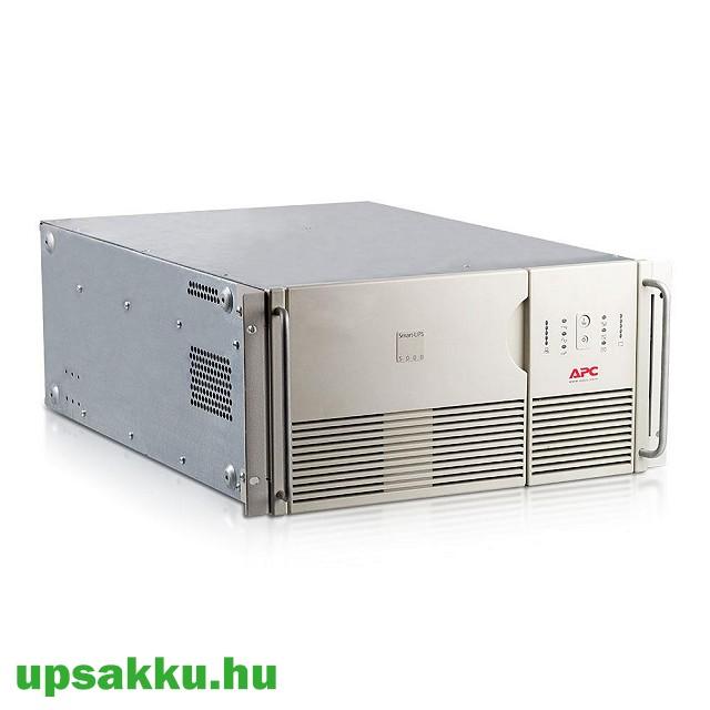 APC Smart-UPS SU5000RMI5U rackes szünetmentes tápegység (DL5000RMI5U) - előlap nélkül