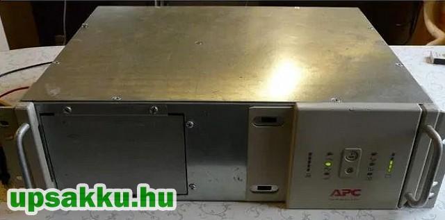 APC Smart-UPS SU700RMI rackes szünetmentes tápegység előlap nélkül!